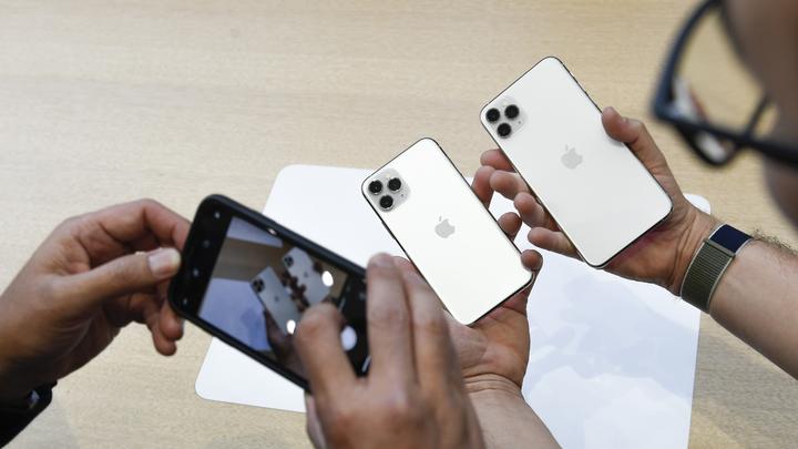 До полумиллиона за трёхглазый: В России торгуют местами ради покупки iPhone