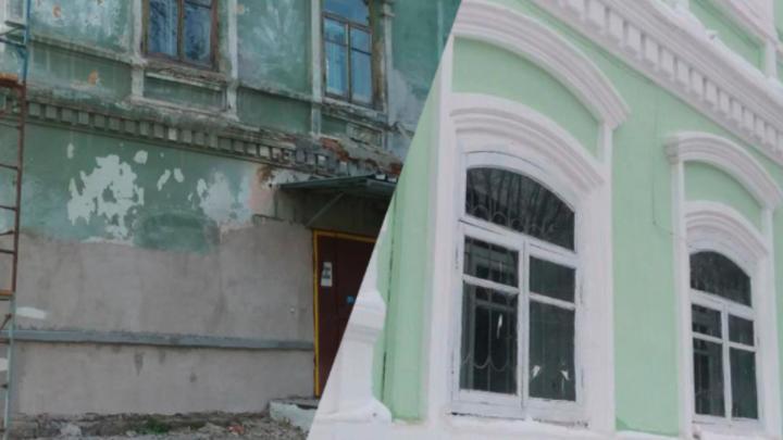 В Курганской области отреставрировали столетние здания больниц и поликлиник