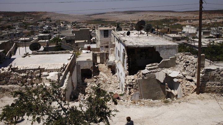 Провокация американцев в Сирии разбилась о русское хладнокровие