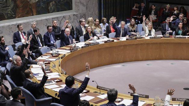 ООН требует отменить санкции против РФ и Сирии вопреки воле США