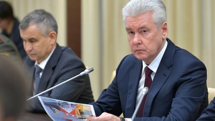 Собянин - фсё?: Русская служба Би-би-си сообщила о новом мэре Москвы