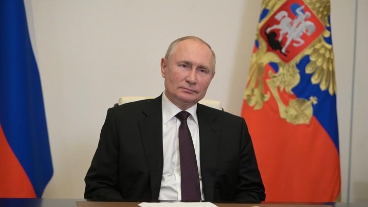 Путин не оценил мрачную шутку Жириновского
