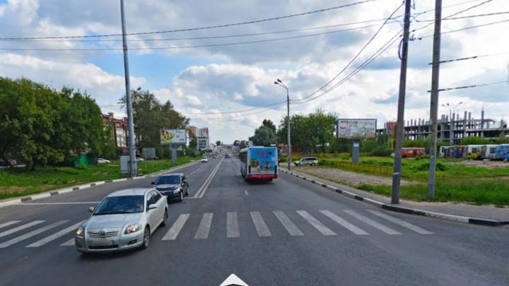 Пропускная способность Казанского шоссе в Нижнем Новгороде увеличилась на 60%
