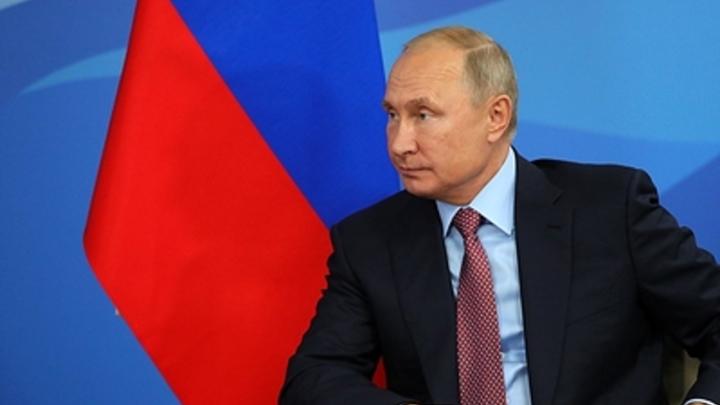 Путин напомнил про «ядерный зонтик» Китая, говоря о международных гарантиях для КНДР