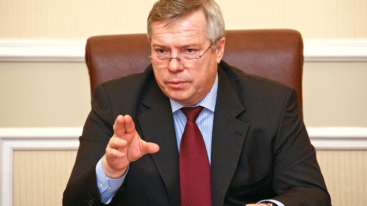 Второго тура не будет: Василий Голубев в третий раз стал губернатором Ростовской области