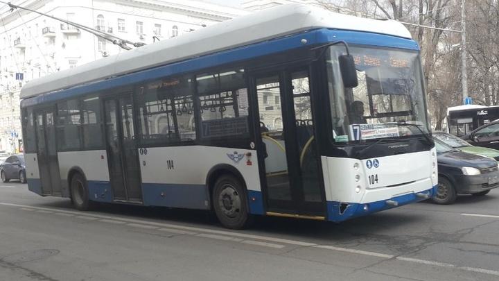 На Первомай в Ростове изменят маршруты общественного транспорта: Временные схемы движения
