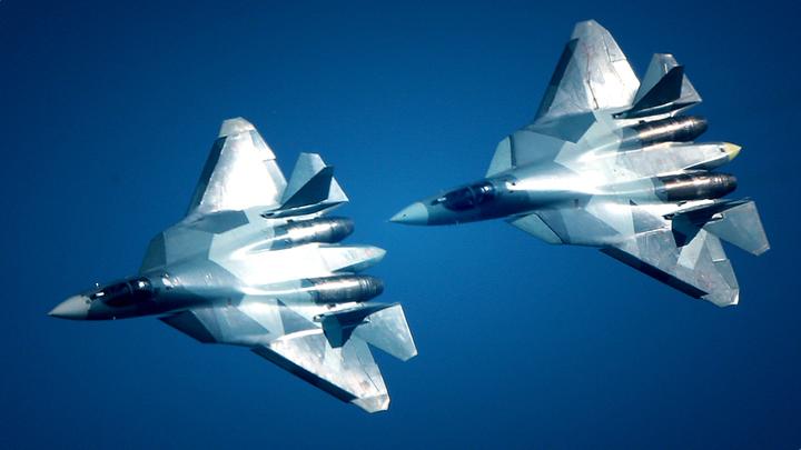 Су-57 вооружён и очень опасен для США