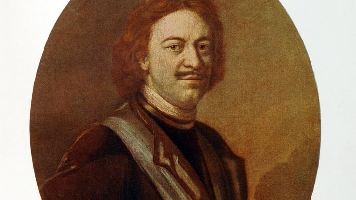 Русским разведчиком был ещё Пётр I: Секреты на благо развития Родины он добывал лично - Нарышкин