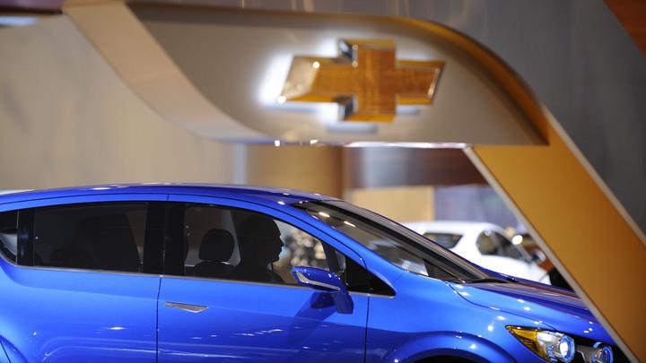 Обновленный Chevrolet Aveo попытает счастья в Мексике