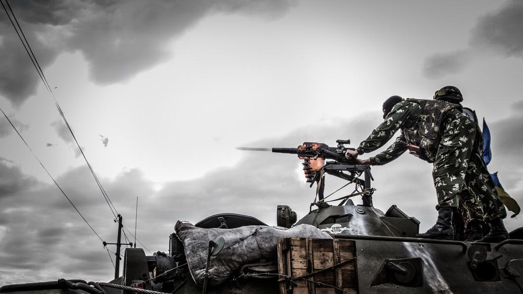 ВСУ из минометов обстреляли окраины Донецка