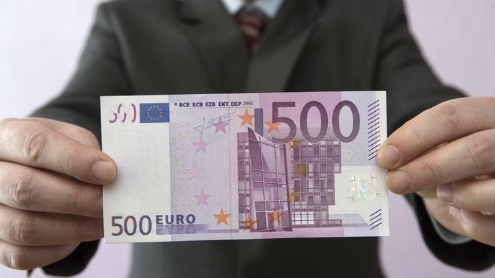 Из-за аферистов Евросоюз прекратил выпуск банкноты номиналом 500 евро