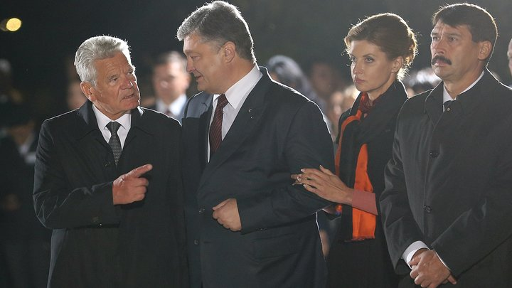 Западные СМИ узнали, как жена Порошенко наживается на детях-инвалидах