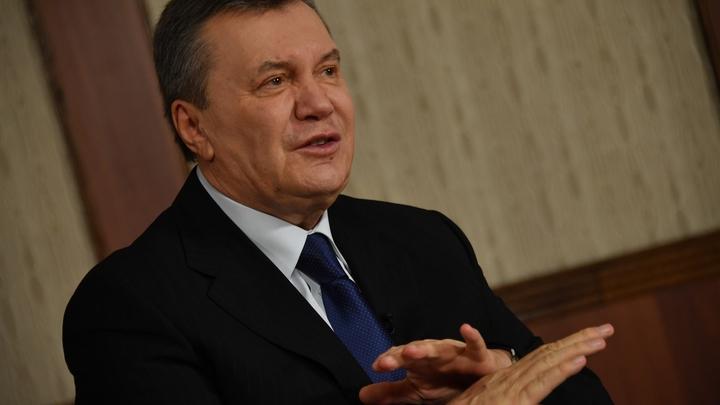 В разрешении конфликта в Донбассе может помочь Янукович - The Washington Times