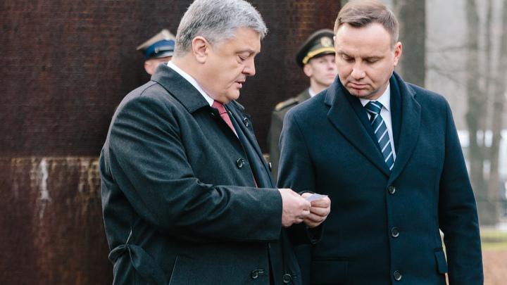 Даже перестарались: Порошенко оценил масштабы навязывания украинских песен