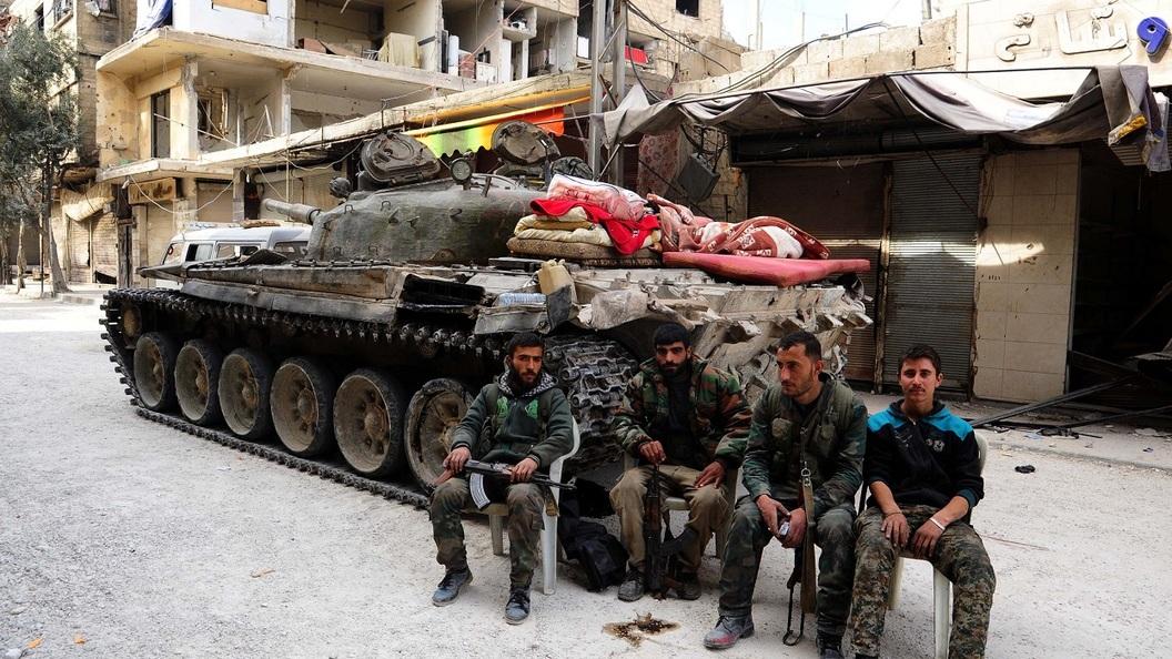 Сирия показала, что и она может выбивать США зубы