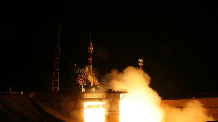 Космос все еще наш: Корабль «Союз МС-09» успешно вышел на орбиту Земли