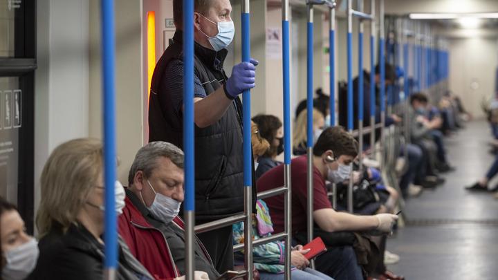 На платформах, в кассах, электричках - везде: Собянин подписал указ о масках в ж/д транспорте