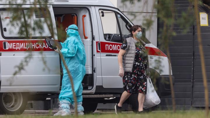 Больница Святителя Луки в Петербурге вновь готовится принять пациентов с коронавирусом