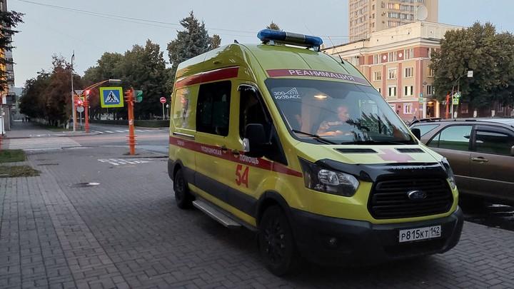 В Новокузнецке мотопатруль помог реанимационной бригаде доехать до пациента