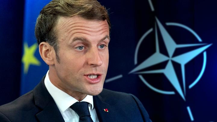 Три сценария от Макрона: Что ждёт Россию, пока НАТО находится в коме