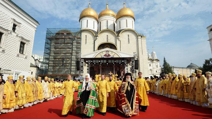 Русская Церковь выдержала очередной натиск на Украине