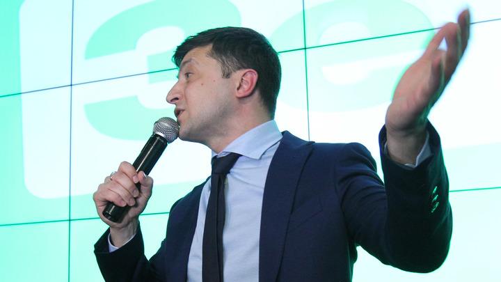 10 шагов Зеленского в никуда? Планы кандидата в президенты Украины вызывают слишком много вопросов