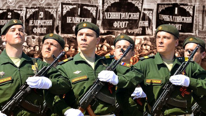 Пока русский солдат жив, военная мощь России конкурентов не имеет