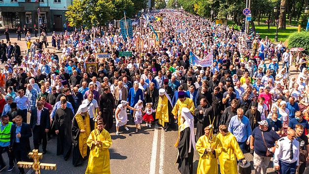Торжество здравого смысла на настоящей Украине: В Киеве представили главное оружие православных