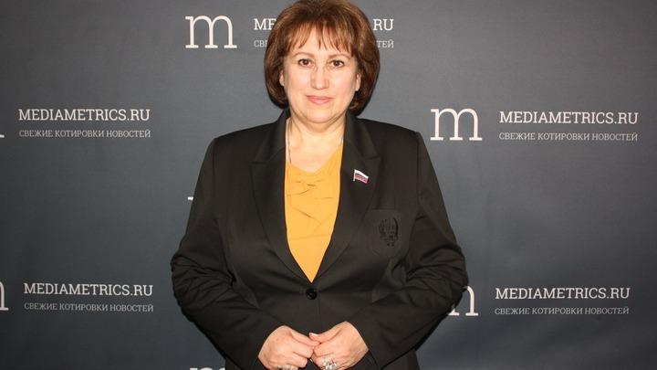 Вера Ганзя не пойдёт на выборы в Госдуму от Новосибирской области