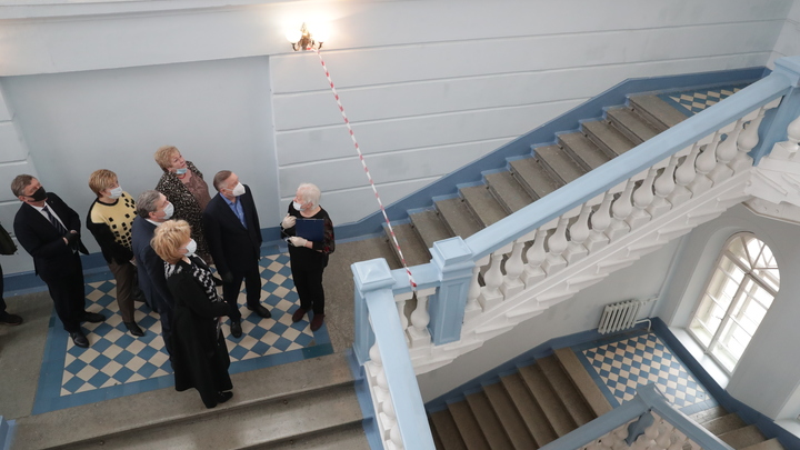 В Санкт-Петербурге школы в исторических районах будут реконструировать по особой программе