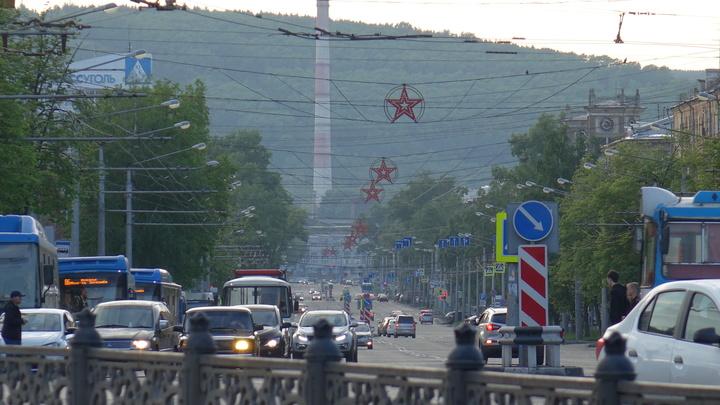 Новокузнецк признан самым грязным городом за июнь 2021