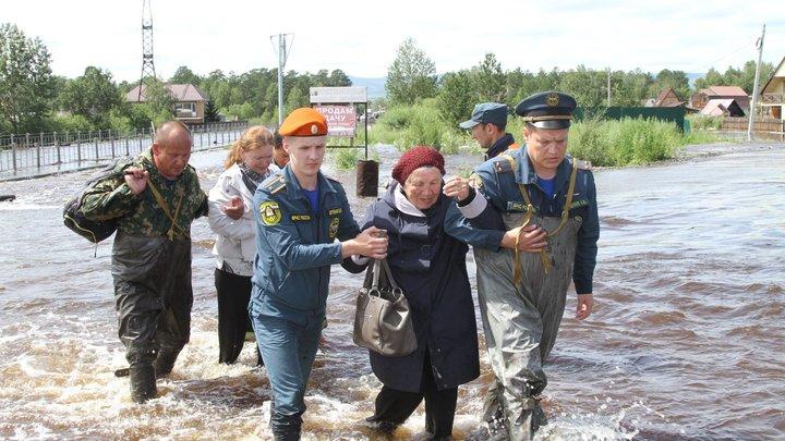 Мы просто тонем: Россия сдалась под напором дождей
