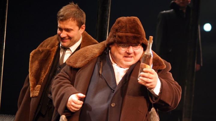 Я сыграл еще одну роль и забыл: Похудевший Семчев признал, что иногда ввязывается в гнусь из-за денег