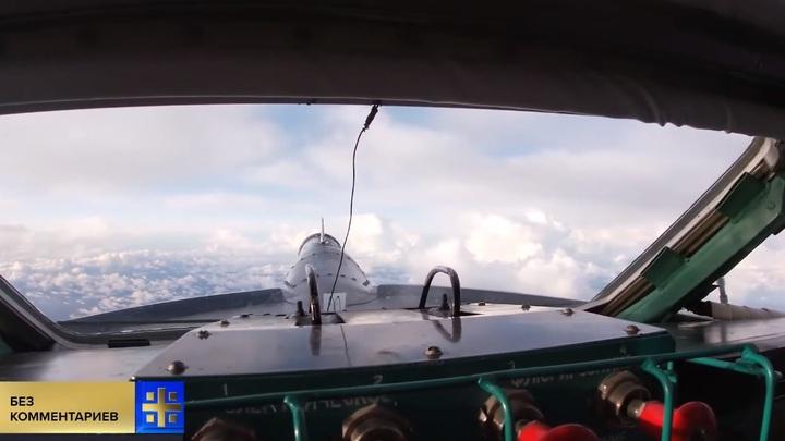 Русские Ту-142 больше 15 часов держали в напряжении заокеанских наблюдателей