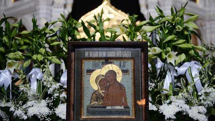 Святитель Лука (Войно-Ясенецкий): Любовь к нам побудила Спасителя претерпеть страшные муки Голгофские
