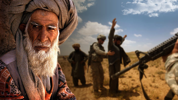 США «сливают» марионеток в Афганистане