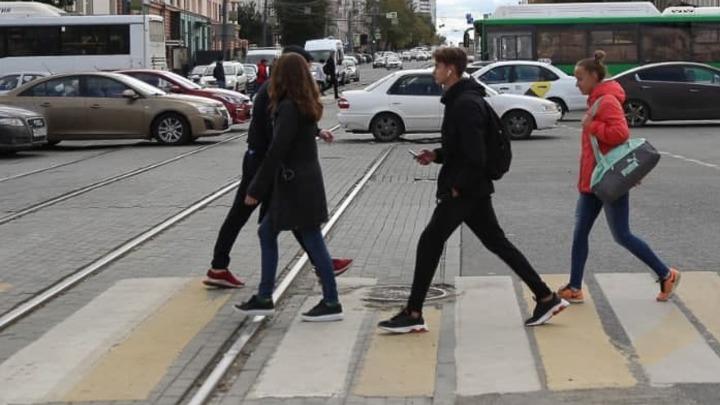 В самом центре Челябинска ограничат движение из-за ремонта путей