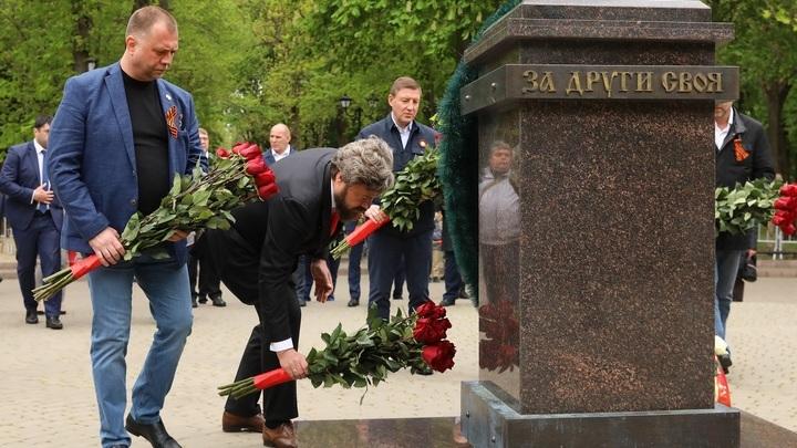 Бородай подал документы на участие в думских праймериз от Ростовской области
