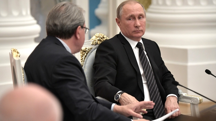 Путин: Россия нанесла мощный удар по террористам в Сирии
