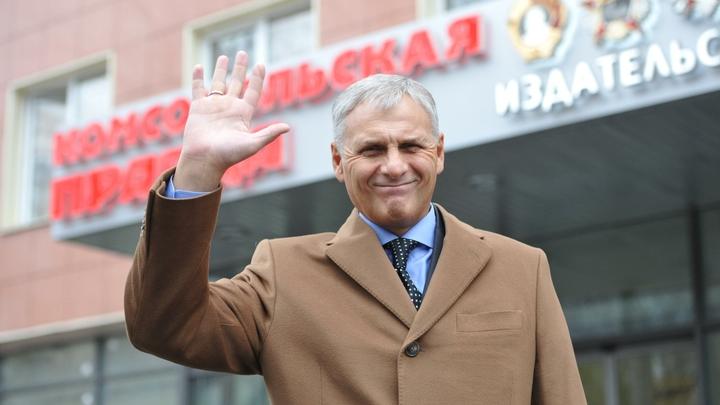 Защита экс-губернатора Хорошавина не смогла вернуть дело на доследование