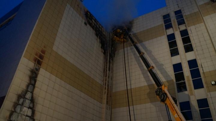 Новые свидетели дела о пожаре в ТЦ Зимняя вишня должны разрешить все споры