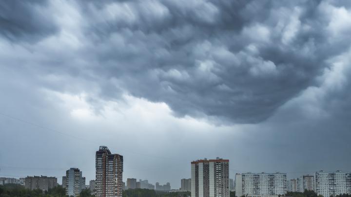 В понедельник в Санкт-Петербурге будет сильный ветер, но без дождя