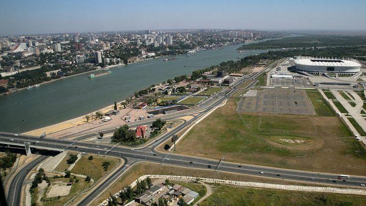 На левом берегу Дона в Ростове появится ледовый дворец