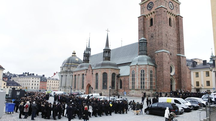 Лютеране Швеции решили больше не считать Бога мужчиной