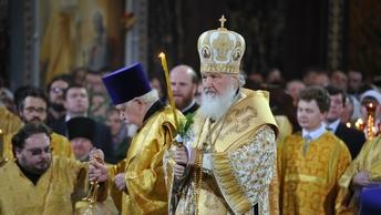 В Москве установят памятник Патриарху Кириллу