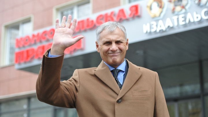 Экс-губернатор Сахалинского края останется в СИЗО до 7 ноября