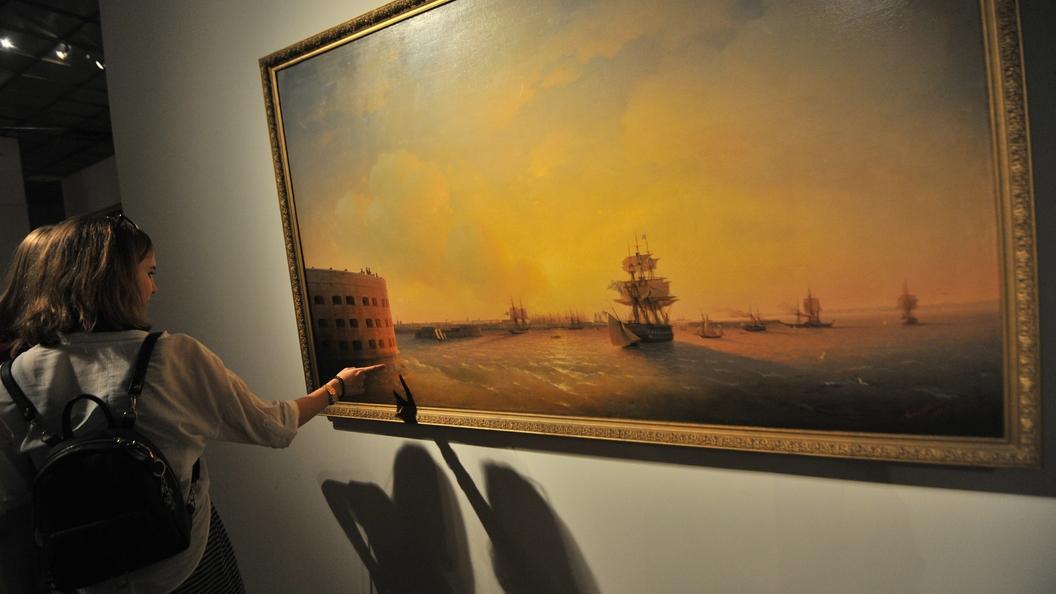 Порошенко поставили на место, напомнив биографию Айвазовского