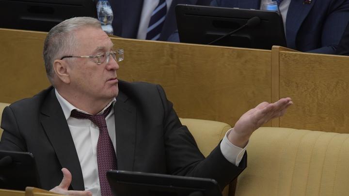Жириновский понял, чем кончится дело Фургала: Скандальное заявление политика просчитал Минченко