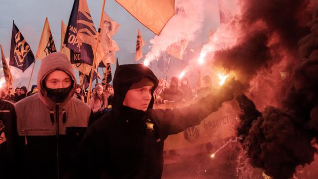 Волкер «не заметил» разгула нацизма на Украине