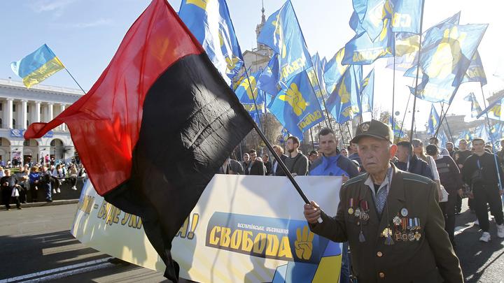 На Украине придумали, как оправдать бандеровцев и нацистов при помощи большевиков